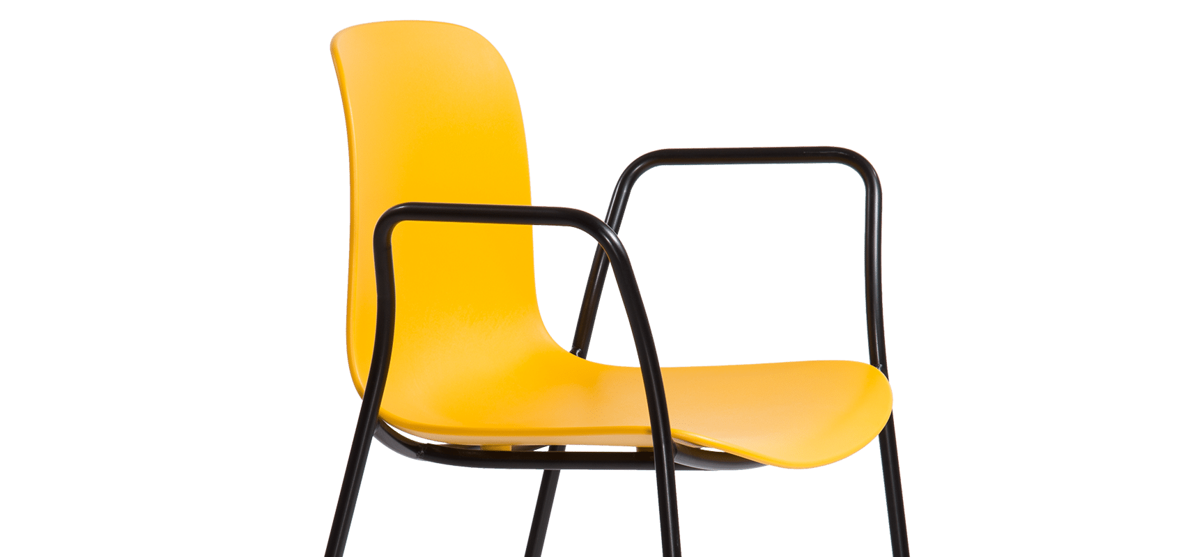 FLUX 4 LEG ARM CHAIR