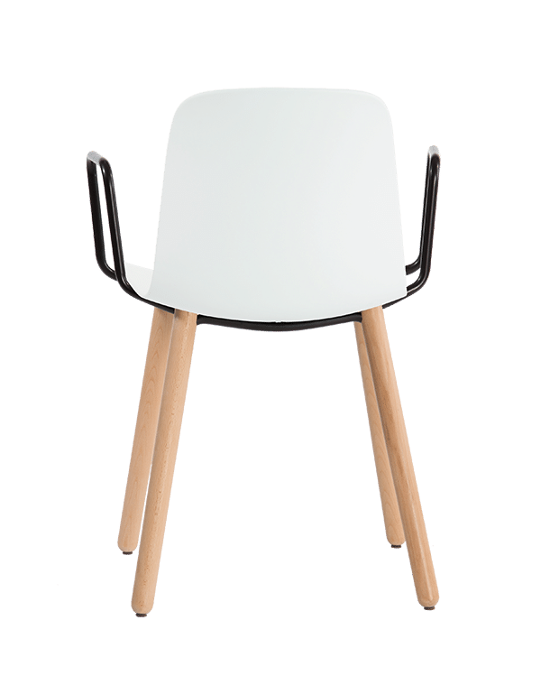 FLUX WOOD ARM CHAIR