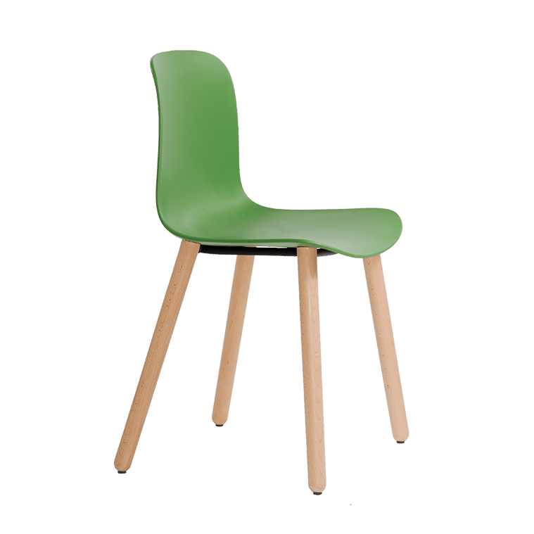 FLUX WOOD CHAIR