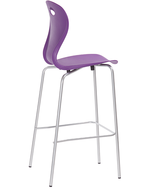 LOTUS HIGH STOOL