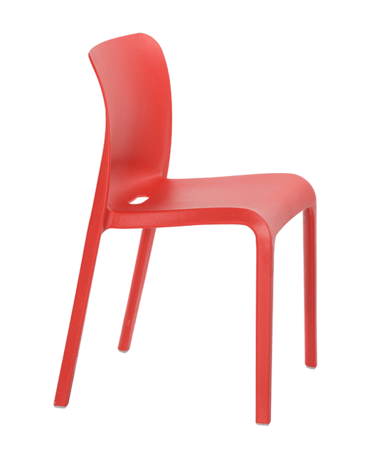 POP Chair Red