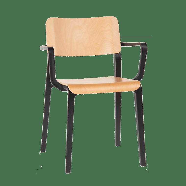 Mojo Ply Arm Chair