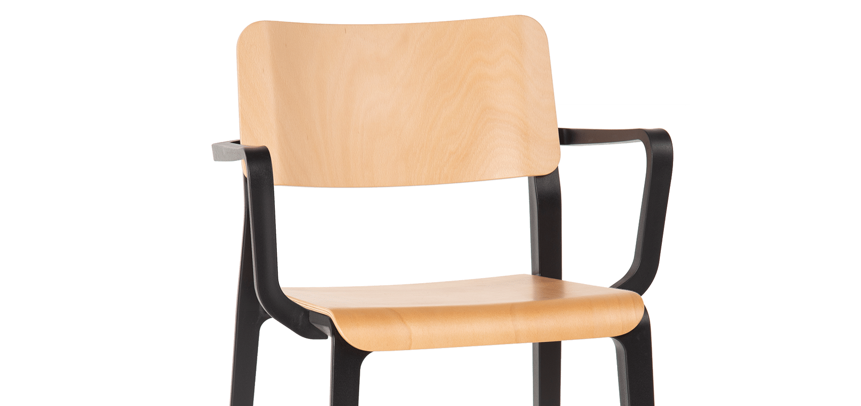 MOJO PLY ARM CHAIR