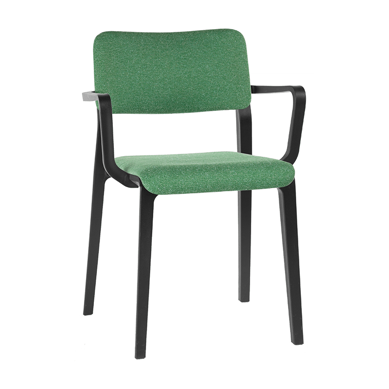 MOJO FULLY UPHOLSTERED ARM CHAIR